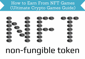how to earn from nft games header