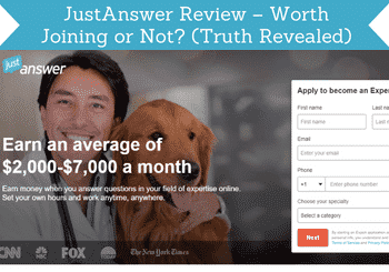 justanswer review header